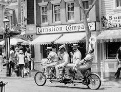 "The ""Dapper Dans"" Barbershop Quartet on Main Street, U. Main Street, Street View, Barber Shop Quartet, Dapper Dan, Disney Magic Kingdom, Disneyland, Barbershop, History, Playroom"