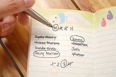 How to Play M.A.S.H:  for Slumber Party