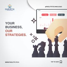 At Pixelette Technologies, we provide our clients with such professional and proficient strategies that make their business reach great heights.  #Pixelette #Technologies #Professional #Expert #Proficient #Strategies #Techniques #Solutions #Business_Growth It Service Provider, App Development, Digital Marketing, Graphic Design, Technology, Business, Tech, Tecnologia, Store