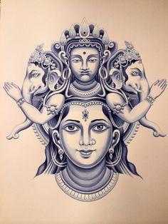 erik kind of work - erik kind of work You are in the right place about erik art work Tattoo - Budist Tattoo, Om Symbol Tattoo, God Tattoos, Body Art Tattoos, Buddha Tattoo Design, Shiva Tattoo Design, Buddha Tattoos, Ganesha, Free Spirit Tattoo