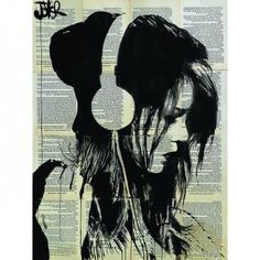 Melodies Solace Canvas