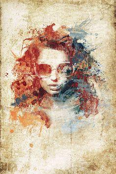 La Peinture Aquarelle avec Photoshop CC