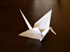 how to make origami crane for origami crane earrings