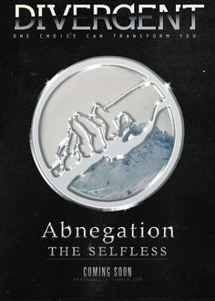 #Divergent #Abnegation Fan made poster!