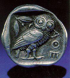 Ancient Greek coin