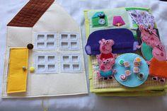 Развивающая книжка Свинка Пеппа №2 для деток от 2х лет. - Babyblog.ru