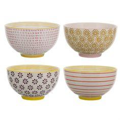 Susie Bowl, 4 Colors by Bloomingville