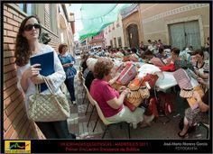I ENCUENTRO ENCAJERAS DE BOLILLOS .  MADRIDEJOS 2011 by JOSE-MARIA MORENO GARCIA = FOTOGRAFO HUMANISTA, via Flickr