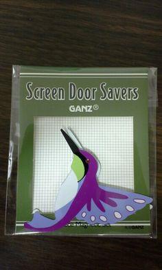 NEW GANZ DOG BLACK LABRADOR RETRIEVER SCREEN DOOR SAVER