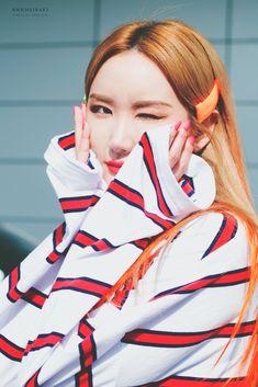 Kpop Girl Groups, Kpop Girls, Eternal Love, Rapper, Hot Pink, Princess Zelda, Fictional Characters, Beautiful, Exceed