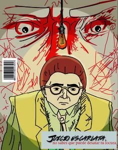 JUICIO ESCARLATA ilustración, Pintura Digital y Concepto  Danna Gonzalez, Luis Herrera, Mateo Vergara,Linda Guzman, Luis E. López