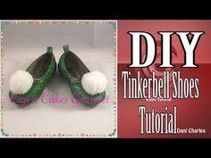 decoupage old shoes roses napkin ideas DIY craft decorations tutorial / URADI SAM Dekupaž - YouTube