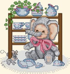 Elephant in the china-shop