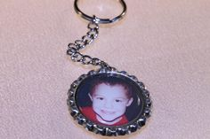 A Custom Hip Cap Photo Keychain only $4.99!  https://www.facebook.com/HipCapsJewelry