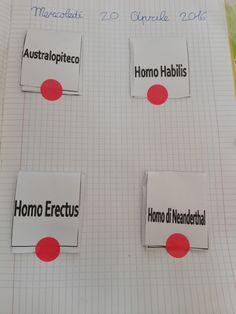 Homo Habilis, D Book, Prehistory, Education, School, 3, Darwin, Aurora, Notebook