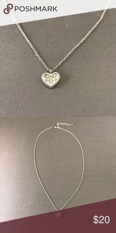 ❤️Stylish Necklace! Reasonable offers considered! Stylish Heart Necklace!   (Bundle 3 items & Save with my Discount!) Jewelry Necklaces