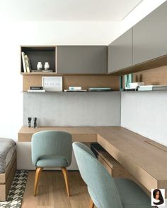 Small Home Office Furniture, Home Office Setup, Home Office Space, Office Ideas, Desk Setup, Room Setup, Office Interior Design, Office Interiors, Small Home Interior Design