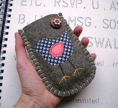 pretty phone case Mobile Phone Cases, Phone Cover, Awesome Stuff, Coin Purse, Creations, Gadgets, Felt, Pretty, Diy