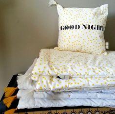 coussin brooklyn  capri good night #annabelkern