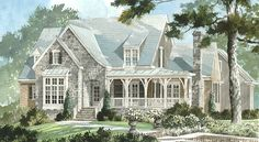 Southern Living's Elberton Way House Plan