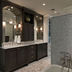 1000 images about bathroom on pinterest gray bathroom for Teal and brown bathroom decor