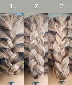 Which plait do you like the most? Plait, Braided Hairstyles, Dutch, Braids, French, Bang Braids, Cornrows, Dutch Language, French People