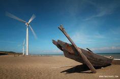 Bangui Windmills, Ilocos Norte, Philippines