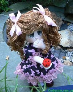 Лялька з тканини