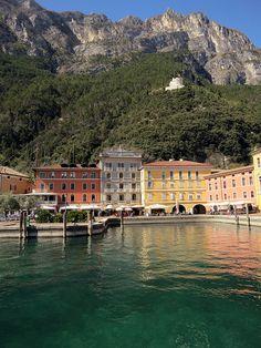 Riva del Garda, Lake Garda, Italy, trentino, Trentino-Alto Adige