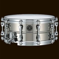 Tama PBR146 6x14 Starphonic Snare Drum (Nickle Plated Brass)