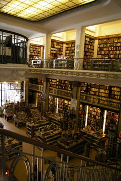 """""""Puro Verso"""" - dream bookstore in Montevideo, Uruguay Montevideo, Dream Library, South America Travel, New Adventures, Continents, Tours, The Originals, Country, Uruguay"""