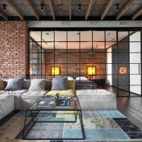 MARTINarchitects Design A Loft For A Lawyer In Kiev | CONTEMPORIST