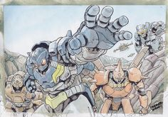 Autobotish-troopers by NORIMATSUKeiichi.deviantart.com on @DeviantArt