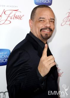 Ice-T arrives at The Television Academy's 22nd Hall of Fame Induction Ceremony