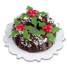 Item #:61410 Chocolate+Plum+Pudding+Cake