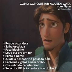 """Personagens da Disney ensinam como conquistar """"aquele boy"""" Disney Princes, Disney Films, Disney And Dreamworks, Disney Pixar, Disney Memes, Disney Quotes, Disney Dream, Disney Love, My Princess"""