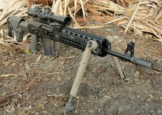 You're not bulletproof..., VEPR 54R A heavily modified Vepr chambered in...