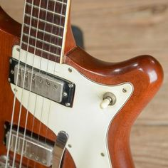Epiphone Crestwood Custom Cherry 1964 (s566)