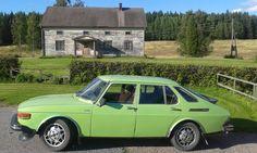 Saab 99 combicoupe 1976 opalgreen.