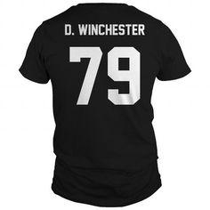 I Love Supernatural  Dean winchester Tshirts T-Shirt