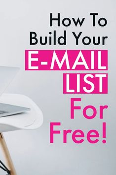 How To Start Building An Email List - Lifez Eazy