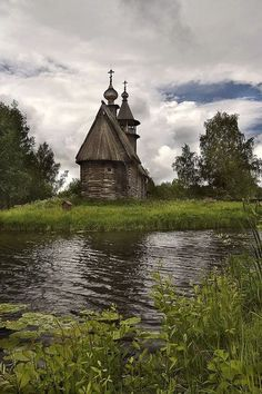 Old Russian Church by Pavel K on Flickr