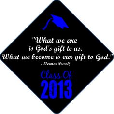 Need graduation cap decorating ideas? Check out our design your own graduation cap tool or choose from a large selection of popular grad cap decorations. College Graduation Parties, Graduation Quotes, Graduation Pictures, Graduation Invitations, Graduation Cards, Graduation Announcements, Graduation Cap Designs, Graduation Cap Decoration, Cap Decorations