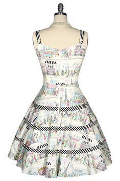 La Petite Boutique Tiered Full Dress – Kitten D'Amour