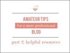 amateur tips for a m