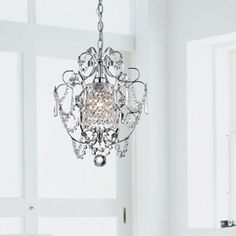 Shop for Chrome Crystal Chandelier. Get free shipping at Overstock.com - Your Online Home Decor Outlet Store! Get 5% in rewards…