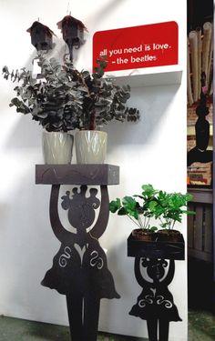 Special #potholders for #mastergardeners and beginners! #gardenart #GardenDeva #catchusall www.gardendeva.com