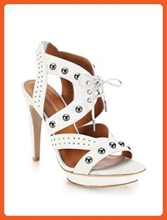Rebecca Minkoff Women's Ilima Stud Sandal, Chalk, 7.5 M US - Sandals for women (*Amazon Partner-Link)