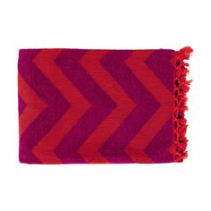 Decorating your home is all about finding a good balance of colors. One of the reasons we love this throw, then, is because it lets us be little bolder with our palette without sacrificing the cozy fee...  Find the Relaxed Chevron Throw, as seen in the Summer Tide Collection at http://dotandbo.com/collections/seasonal-style-summer-tide?utm_source=pinterest&utm_medium=organic&db_sku=SRY0249