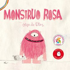 Monstruo rosa (Spanish Edition): Pink Monster has been different from the day she was born. One day, she decides to look for a new place to live. She ends up finding an area where everyone is different and, from then on, she never stops smiling. Free Presentation Software, Spanish Classroom, Yoga For Kids, Children's Literature, Children's Book Illustration, Storytelling, Childrens Books, Education, Blog